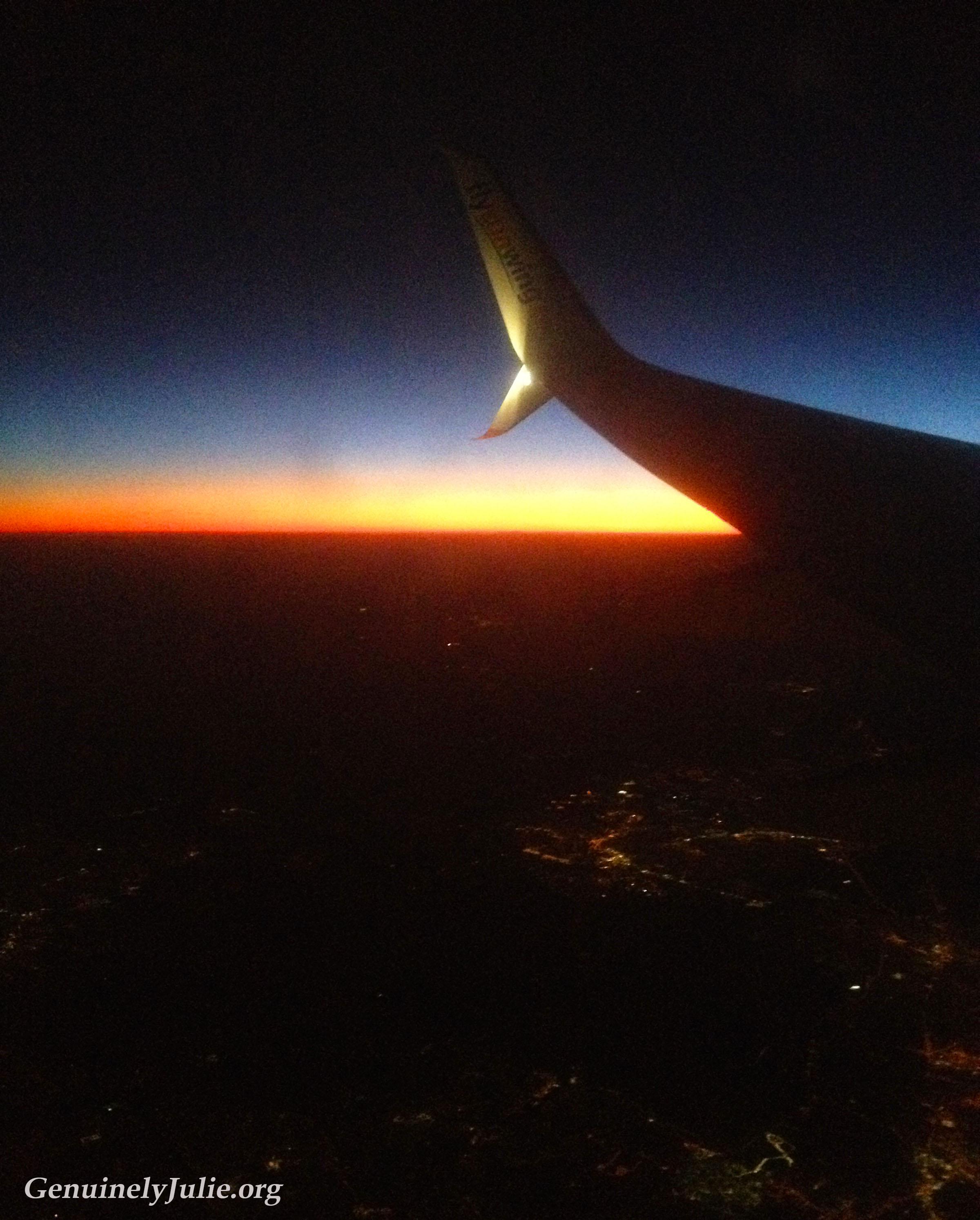 DR 2016 flight home